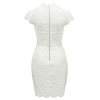 Allie Lace Dress - Forever New