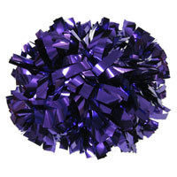 Stock Poms | These Baton or Spirit handle cheer poms & cheerleading pom pons are in stock and ready for immediate shipping. Your fans will LOVE our audience friendly cheerleading rooter poms too!  These poms ship SUPER FAST!!   We have one of the fastest o