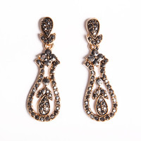Glam Gina Earrings