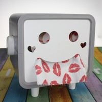 INFMETRY:: Smiley Face Tissue Box - Home&Decor