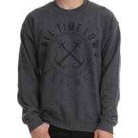 All Time Low Baltimore Crewneck Sweatshirt | Hot Topic