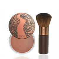 Amazonian clay cream to powder bronzer from tarte cosmetics