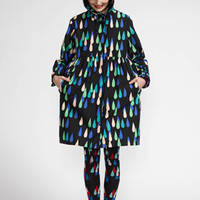 Apparel: Vesikko in black, blue, green | Marimekko Store