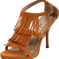 Ellie Shoes Women's 417-Sioux Sandal