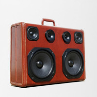 BoomCase Ron Burgundy Speaker