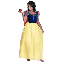 Disguise Disney Snow White Deluxe Adult Costume