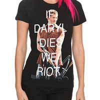 The Walking Dead Daryl Riot Girls T-Shirt | Hot Topic