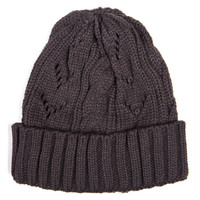 Downtown Knitted Beanie | 2020AVE