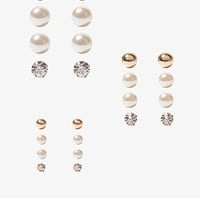 Stud Earring Set | FOREVER 21 - 1000017224