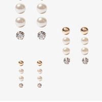 Simply Chic Stud Earring Set