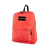 JanSport Superbreak Backpack, Coral, at Journeys Shoes