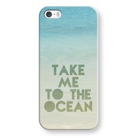 take me to the ocean iPhone & iPod case by Sylvia | Casetagram