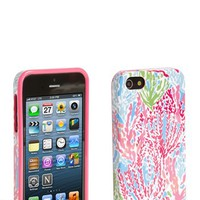 Lilly Pulitzer® 'Let's Cha Cha' iPhone 5 Case | Nordstrom