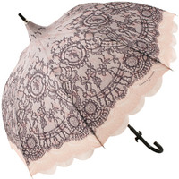 Dentelle Lace Print Umbrella by Chantal Thomass