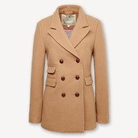The Keeston Peacoat | Jack Wills