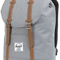 Herschel Supply Retreat Backpack in Grey