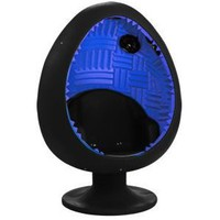5.1 Sound Egg Chair - Black/Blue