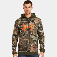 Men's Charged Cotton Storm Camo Antler Hoodie