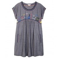 Gorman Online ::  Lama Embroidery Dress - Dresses - Clothing
