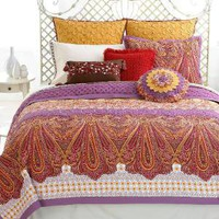 Bedding Envy: Style&co. Boheme Bedding Collection