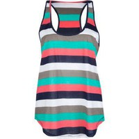 FULL TILT Essential Stripe Womens Tank