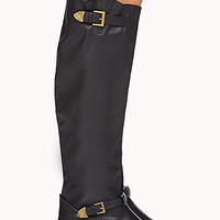 City-Chic Buckle Boots | FOREVER 21 - 2000074646