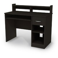 South Shore Axess Collection Desk, Black