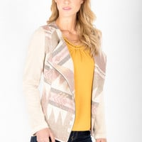 Woven Tribal Jacket - Women's Clothing and Fashion Accessories | Bohme Boutique