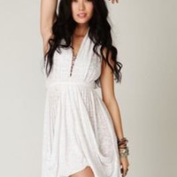 Burnout Dress at Free People Clothing Boutique