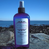 SALE Mermaid Hair- 8 oz size. A Sea Brine for that Beachy Look. Just like Sea Spray. Sexy Sexy Big Hair. Mermaid Style