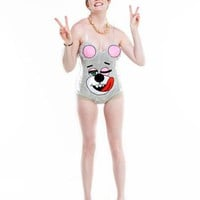 Twerkin Teddy Adult Womens Costume