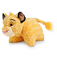 The Lion King Simba Plush Pillow | Disney Store