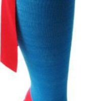 DC Comics Cape Socks