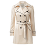 Athena double breasted trench - Forever New