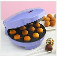 Babycakes Pop Maker: CP-94LV - Purple, Makes 12 Cake Pop's