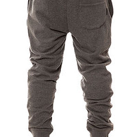 The Jones Sweatpants in Charcoal