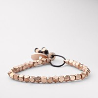 FOSSIL Jewelry Bracelets: Faceted Stretch Bracelet â?? Rose JA5496