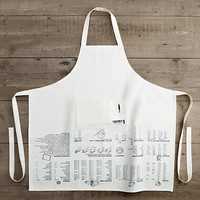 Lift–Up Apron