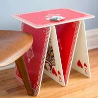 A La Card Table | Mod Retro Vintage Decor Accessories | ModCloth.com