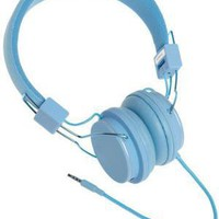 Thoroughly Modern Musician Headphones in Light Blue | Mod Retro Vintage Electronics | ModCloth.com