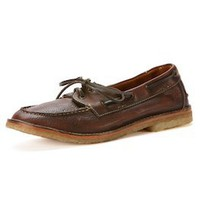 The Frye Company- bleaker boat shoe
