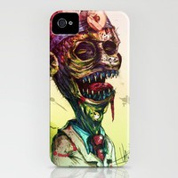 """Tooth Fairy"" iPhone Case by Vincent Vernacatola 