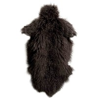Divine Mongolian Lambskin Rug (Charcoal) - Lovely New Arrivals - Furniture
