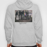 Ms. Nebun's Academic Spook Class Photo Hoody by Ben Geiger