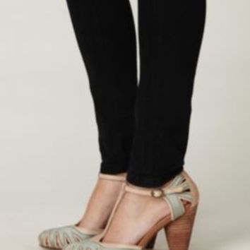 Adele T-strap Heel at Free People Clothing Boutique
