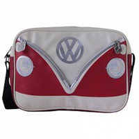 Buy Red & Cream Licensed VW Shoulder Bag