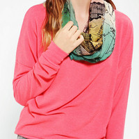 Ombre Travels Eternity Scarf - Urban Outfitters