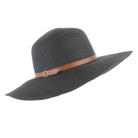 Buckled Floppy Hat