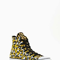 Converse All Star High-Top Sneaker - Leopard
