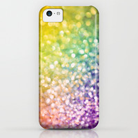 Whirlwind Bokeh iPhone & iPod Case by Lisa Argyropoulos